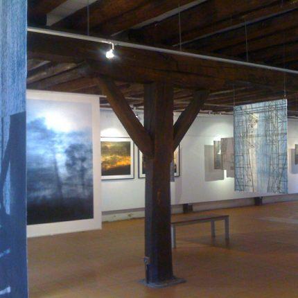 """mont de marsan, CAC des Landes, exposition """"dialogues"""""""