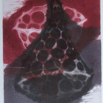 blandine galtier, gravures, estampes, non-toxic, manière noire