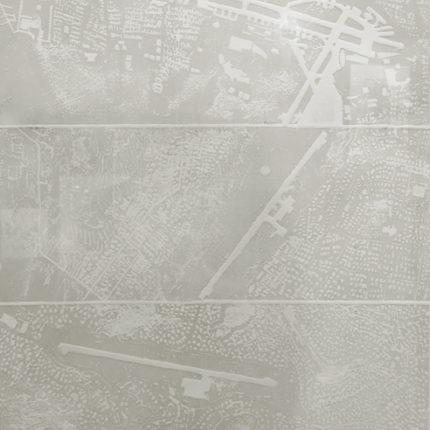 estampe, gravure, etching blandine galtier ©, , paysage urbain